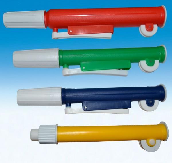 Pipettierhilfe Pipettierhelfer mit Schnellentleerung