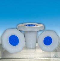 Polyethylen-Stopfen NS 10/19