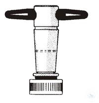 Ersatzküken NS 19 B: 6mm PTFE