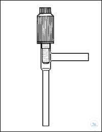 High vacuum valve right angle