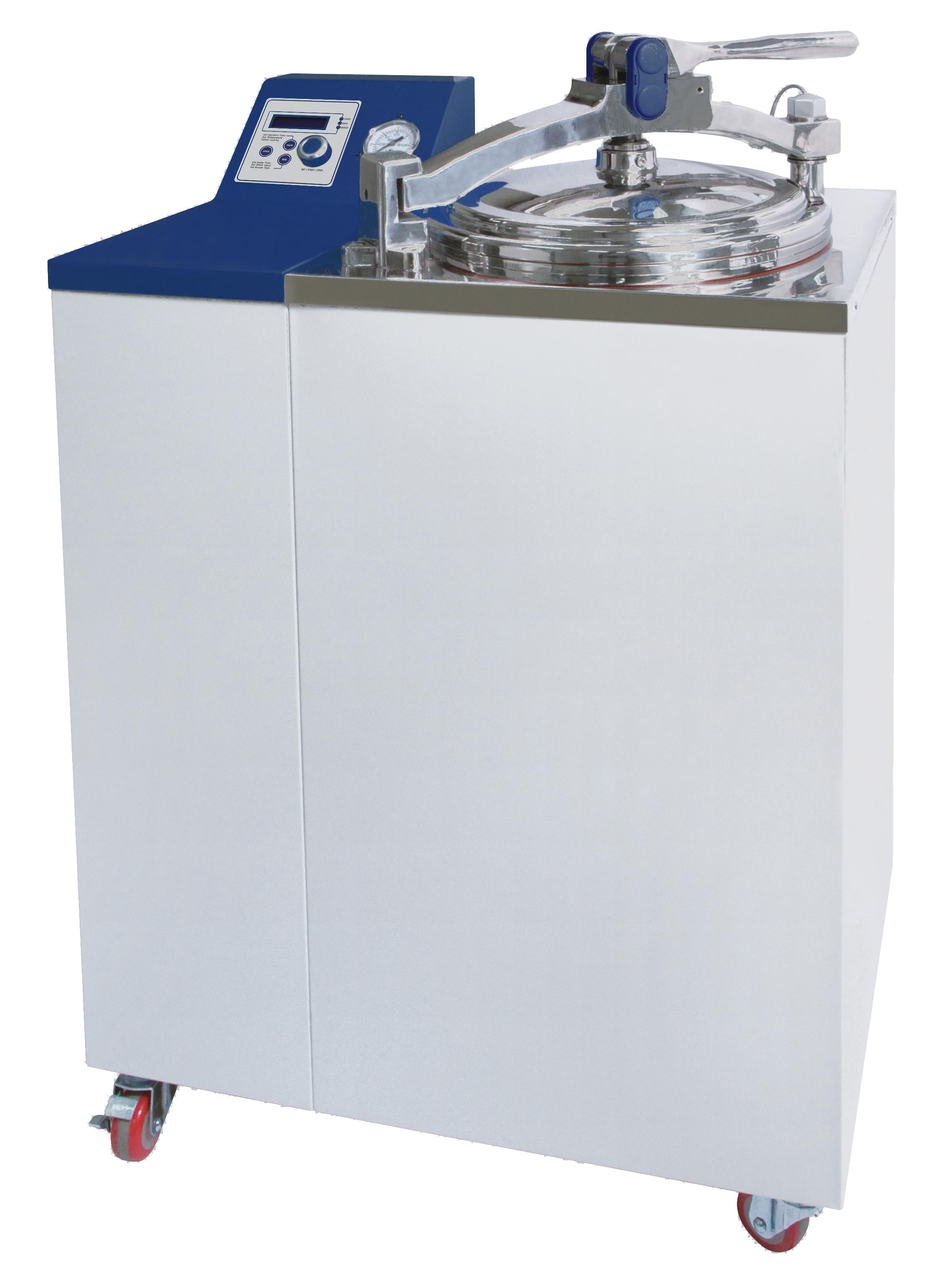 Autoclave Wac 47 60 80 Liter 121 176 C With Basket Witeg