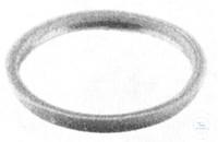 Ausgiessring GL45 rot PBT
