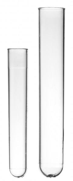 Reagenzgläser hergestellt aus klarem PS oder transparentem PP