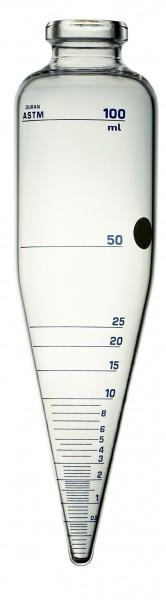 Zentrifugengläser zylindrisch