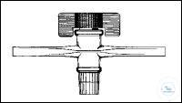 1-Wege-Hahn Bieg NS21 5