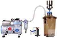 Rocker 300 with filtration set LF32, burner and membrane