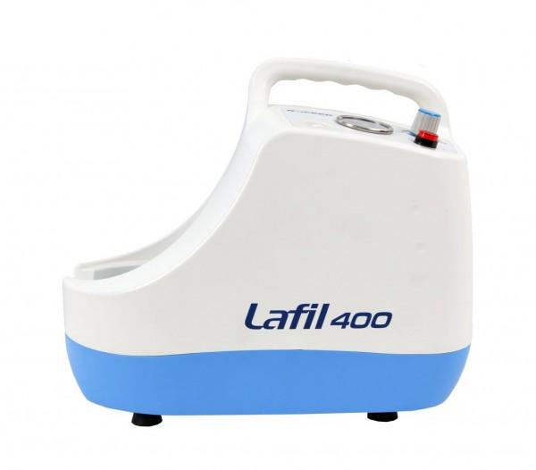 Vacuum filtration system Lafil 400 22/25L/min -720mmHg with integrated  vacuum pump